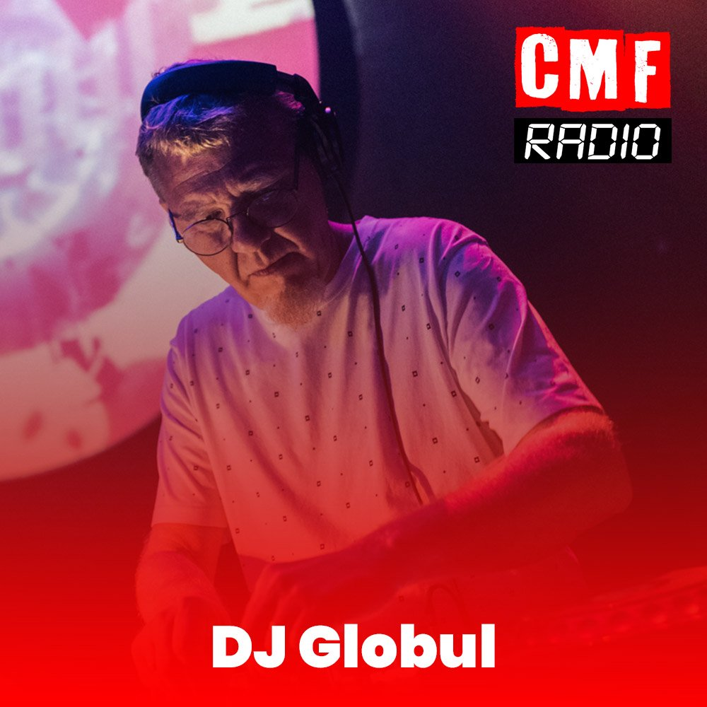 DJ Globul on CMF Radio