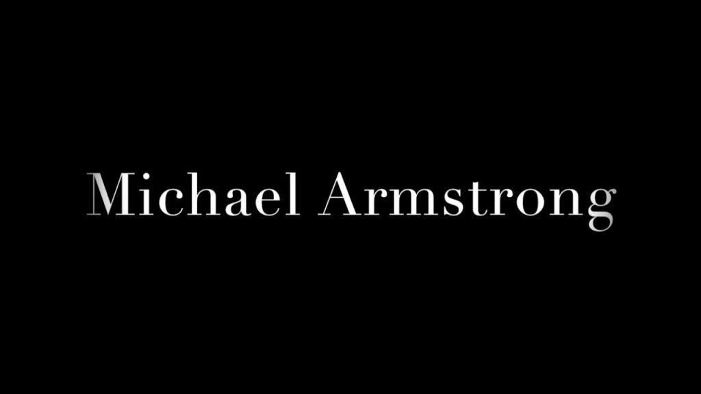 Michael Armstrong Logo CMF Radio