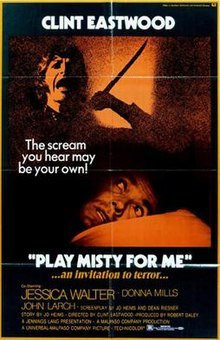 Play Misty For Me Clint Eastwood Radio DJ
