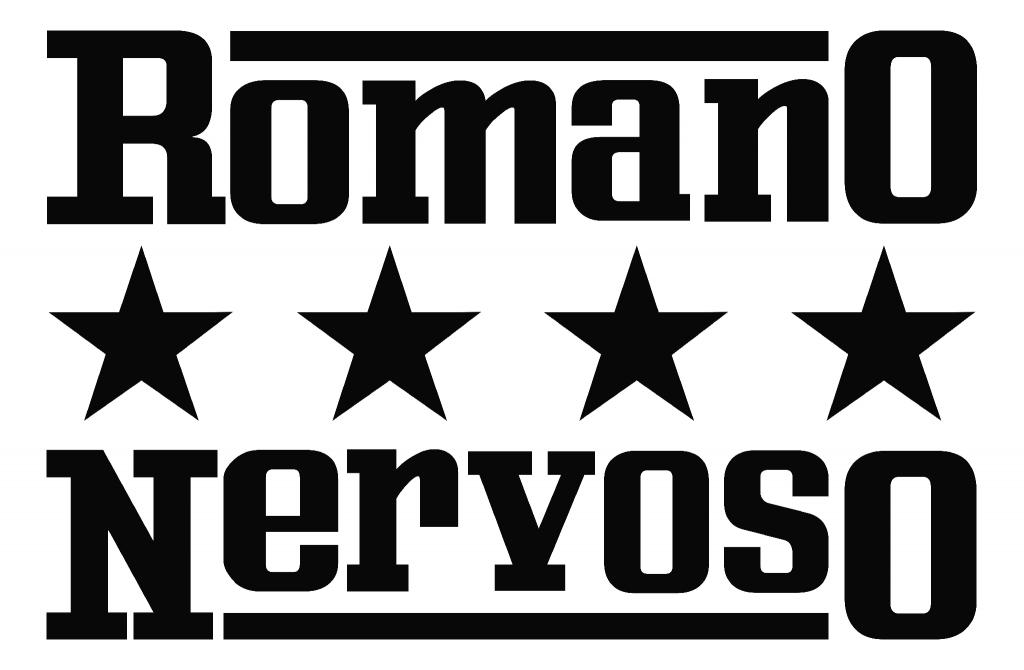 Romano Nervoso Logo CMF Radio