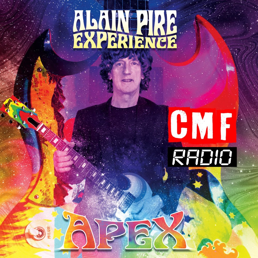 Alain Pire Experience CMF Radio