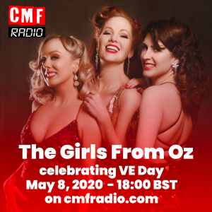 Girls From Oz VE Day CMF Radio London