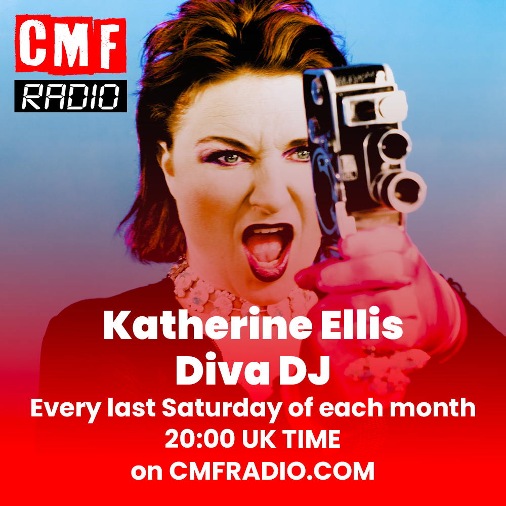 Katherine Ellis Diva DJ on CMF Radio_