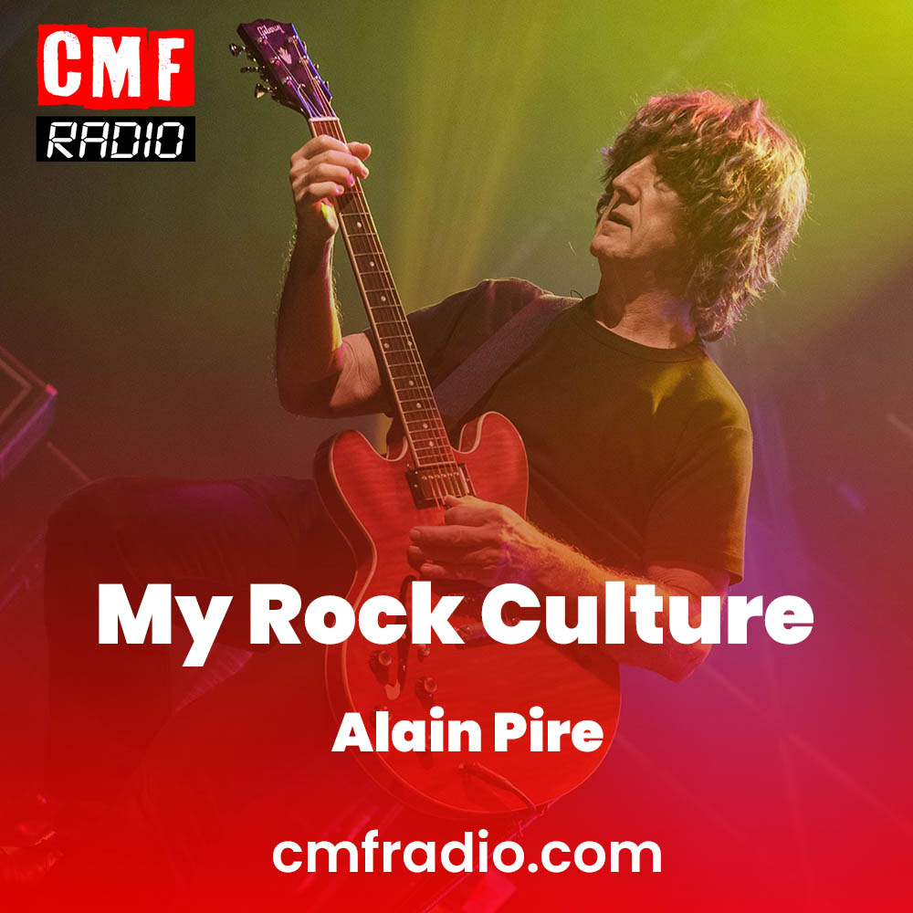 My Rock Culture Podcast