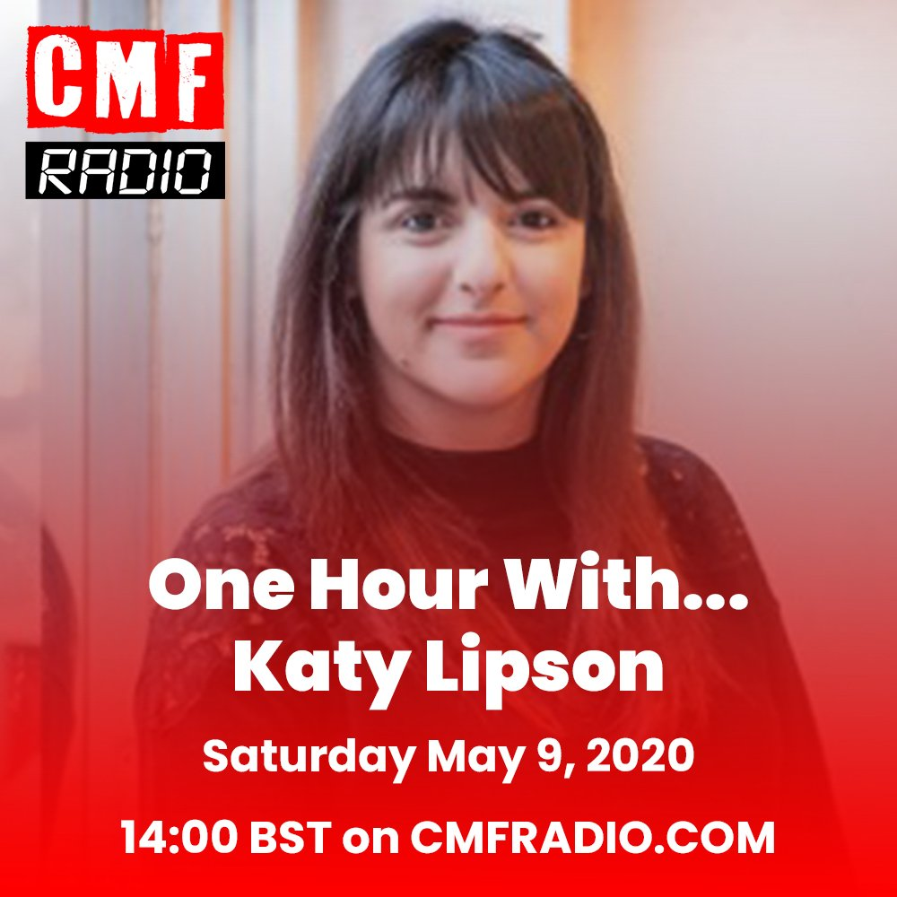 One Hour With Katy Lipson CMF Radio
