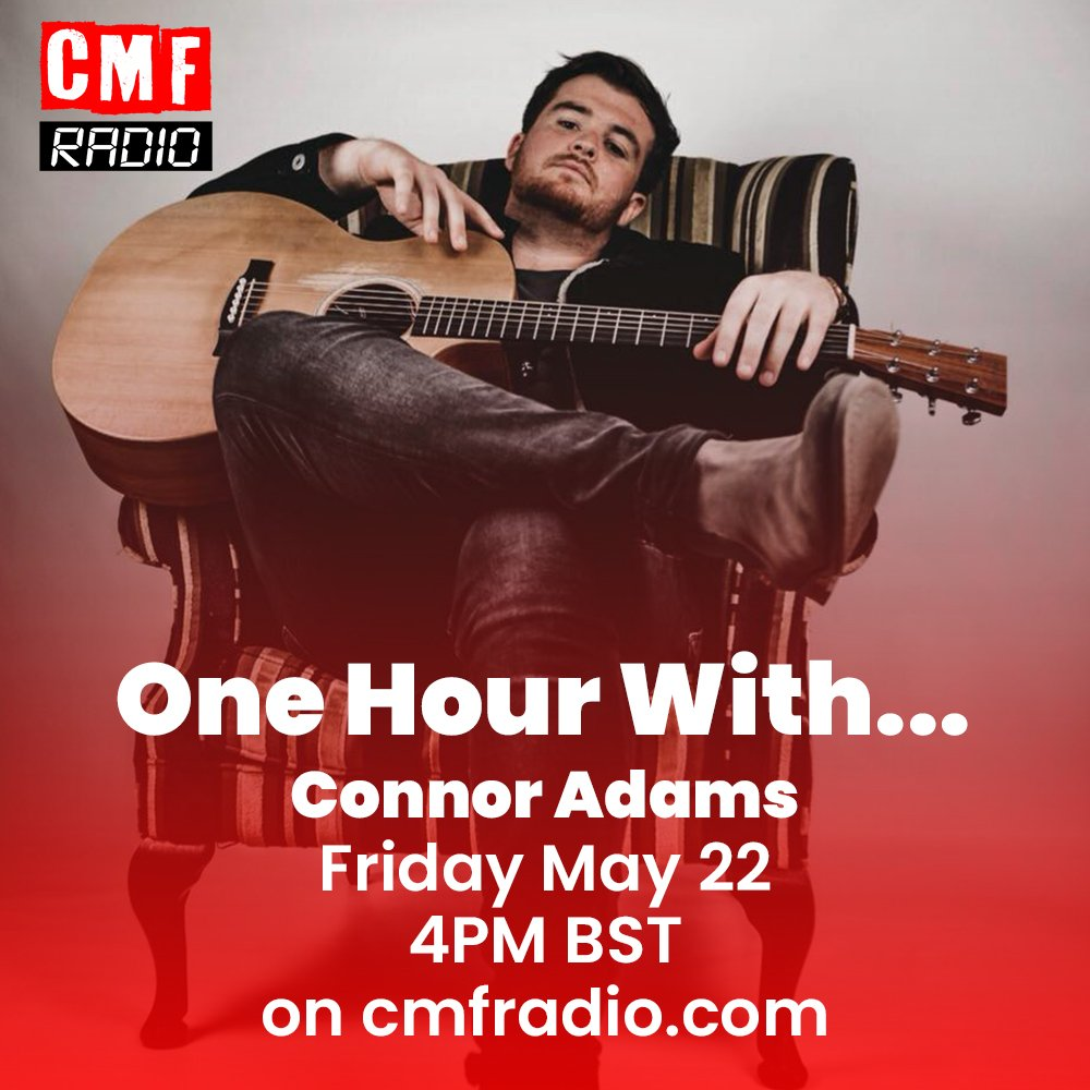 One House With Connor Adams CMF Radio