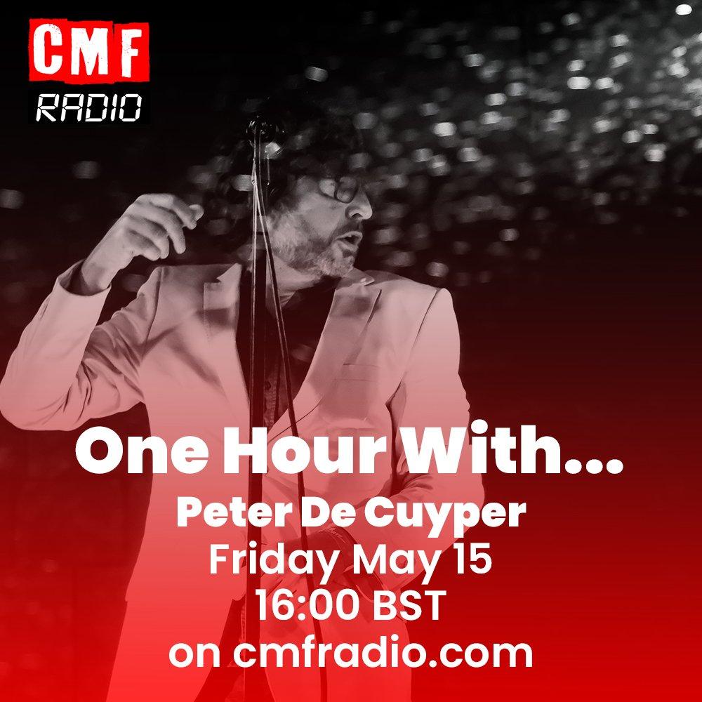 Peter De Cuyper CMF Radio
