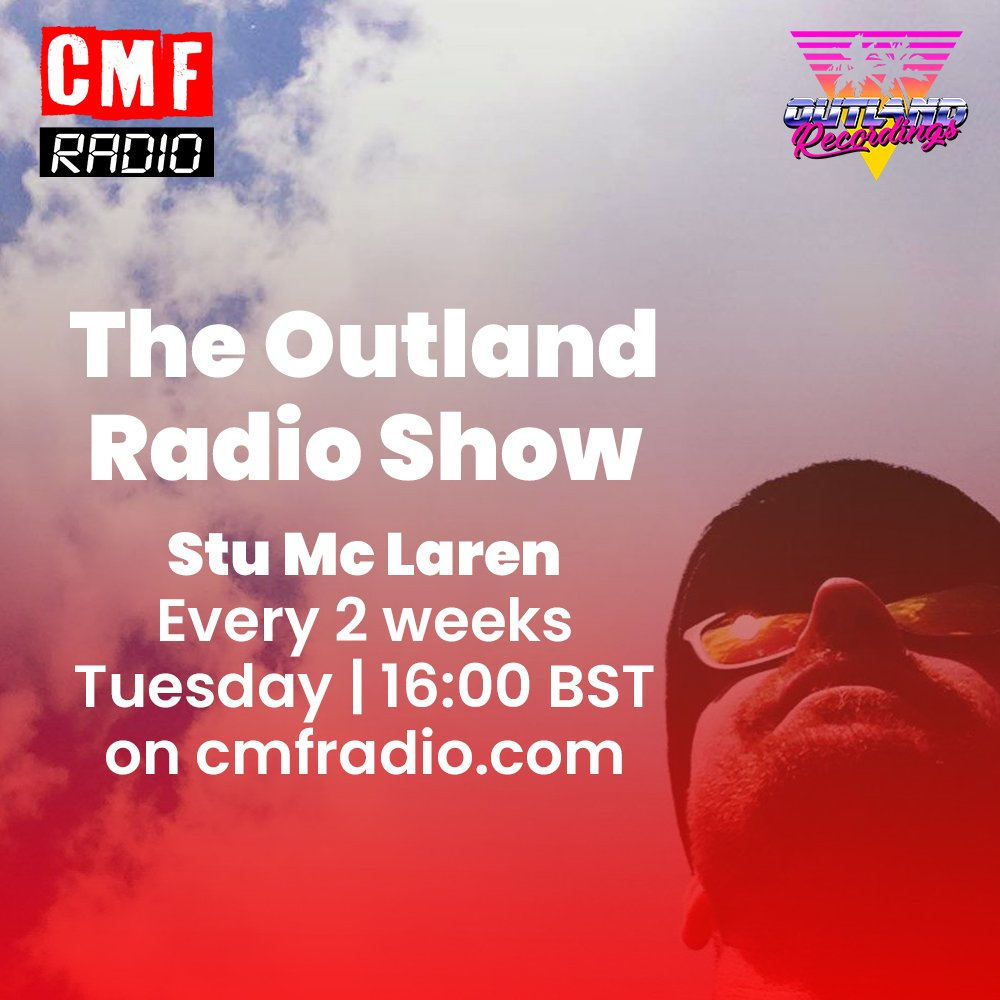 The Outland radio show cmf radio stu mc laren