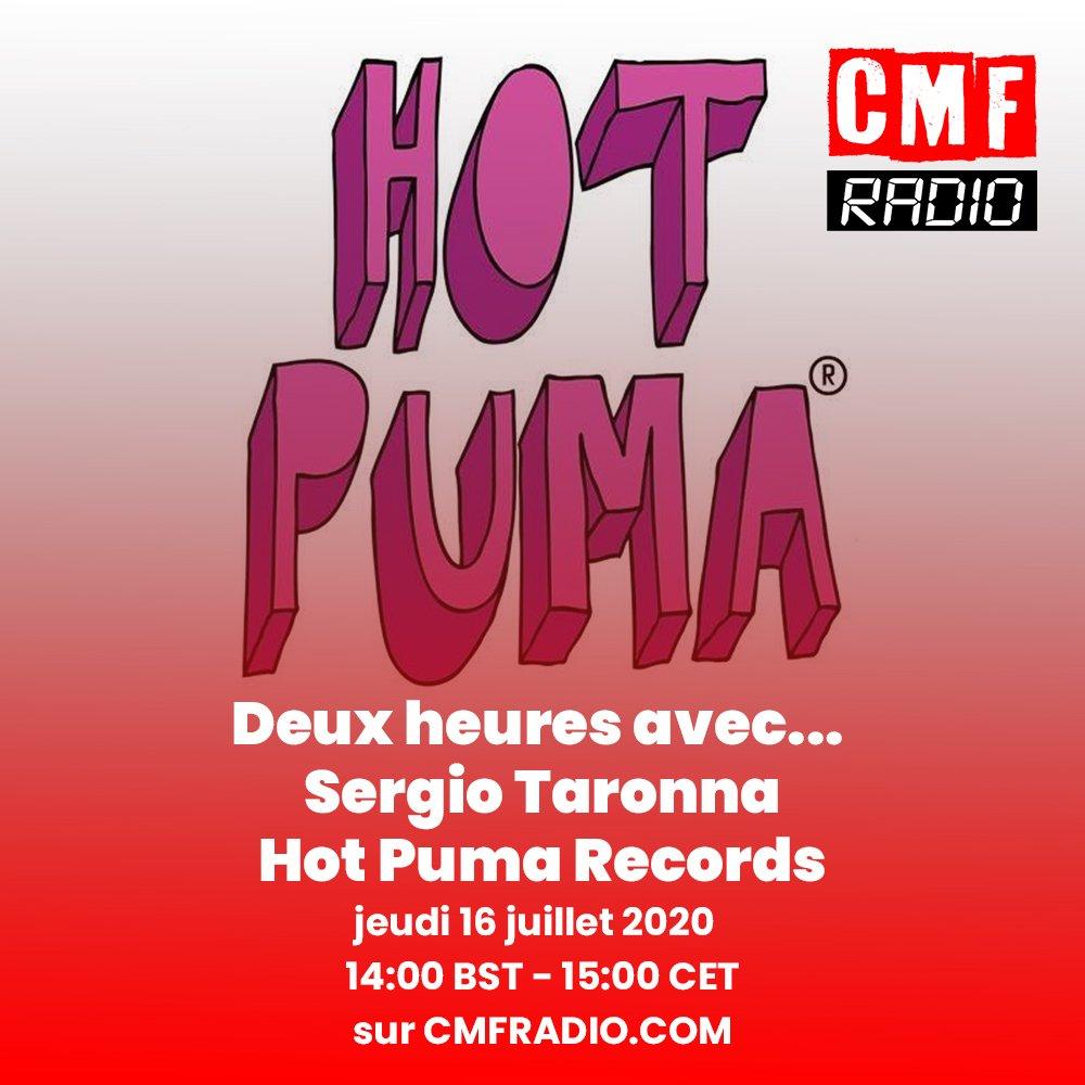 Deux heures avec... Sergio Taronna (Hot Puma Records)