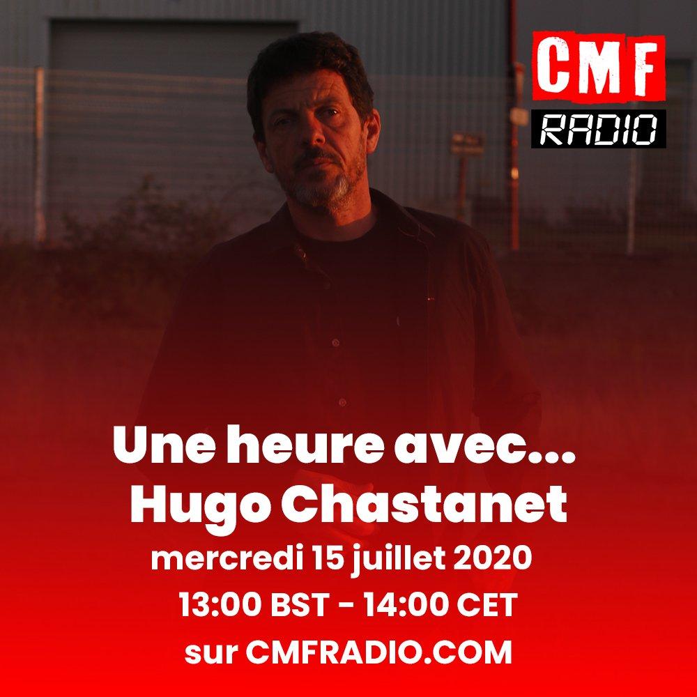 Une heure avec Hugo Chastanet