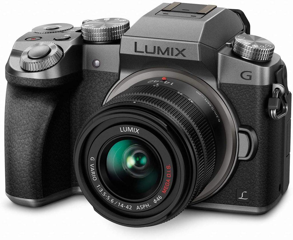 Panasonic LUMIX G7KS 4K Mirrorless Camera live streaming