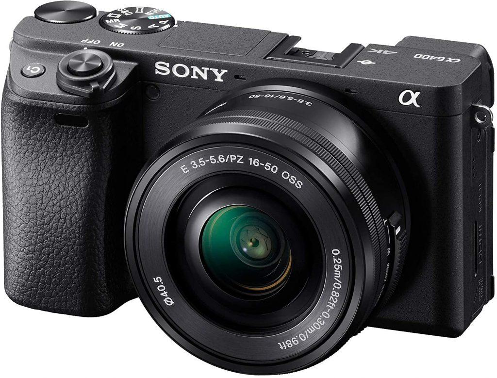 Sony Alpha a6400 Mirrorless Camera live stream