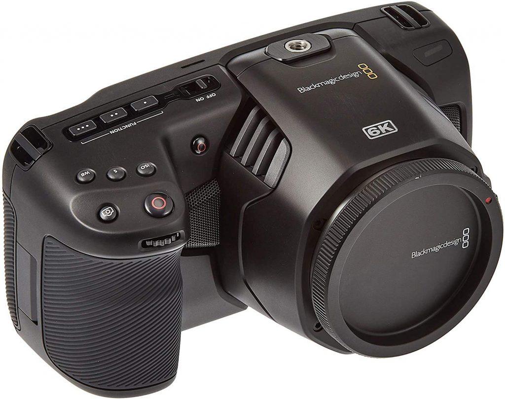 Top of the live stream game: Blackmagic Design Pocket Cinema Camera 6K