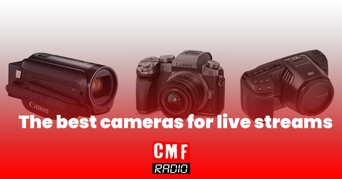 the best cameras for live streams